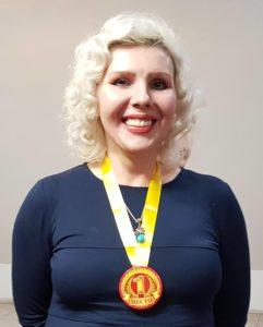 Евгения Несынова