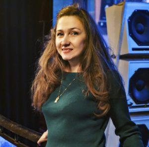 Ульяна Стрижова